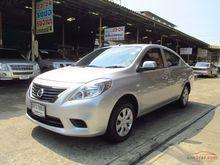 2013 Nissan Almera (ปี 11-16) E 1.2 AT Sedan