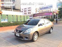 2014 Nissan Almera (ปี 11-16) ES 1.2 AT Sedan