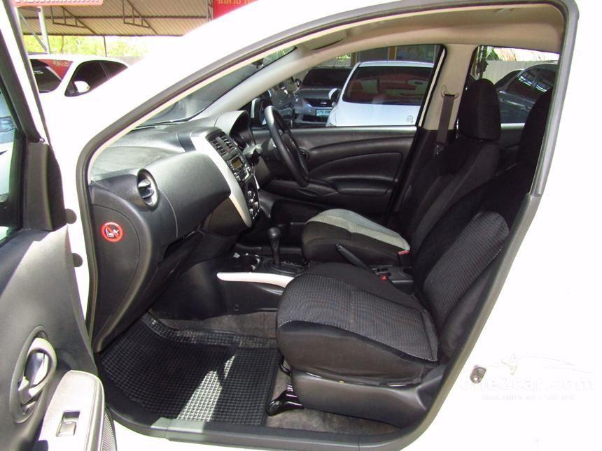 2014 Nissan Almera E Sedan