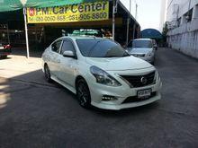 2016 Nissan Almera (ปี 11-16) E 1.2 AT Sedan