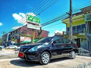 2015 Nissan Almera 1.2 (ปี 11-16) E Sedan AT