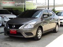 2015 Nissan Almera (ปี 11-16) E 1.2 AT Sedan