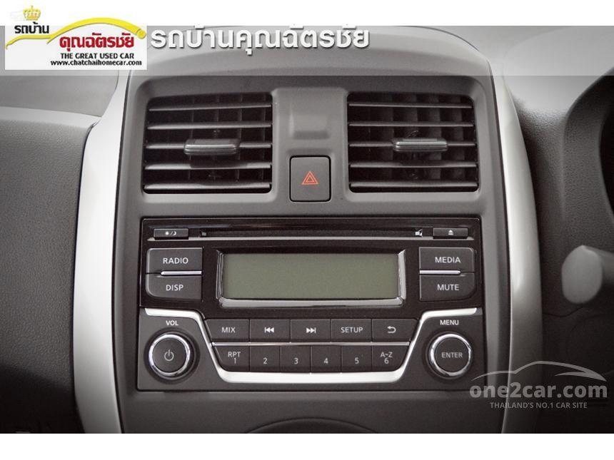 2016 Nissan Almera E Sportech Sedan