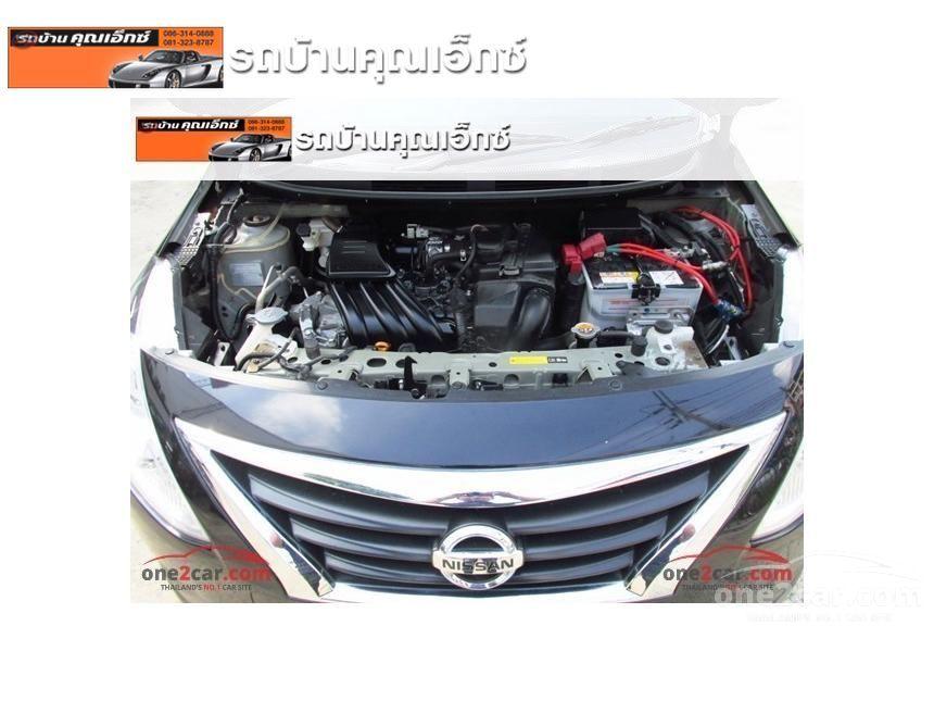 2014 Nissan Almera EL Sedan