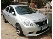 2012 Nissan Almera (ปี 11-16) ES 1.2 AT Sedan