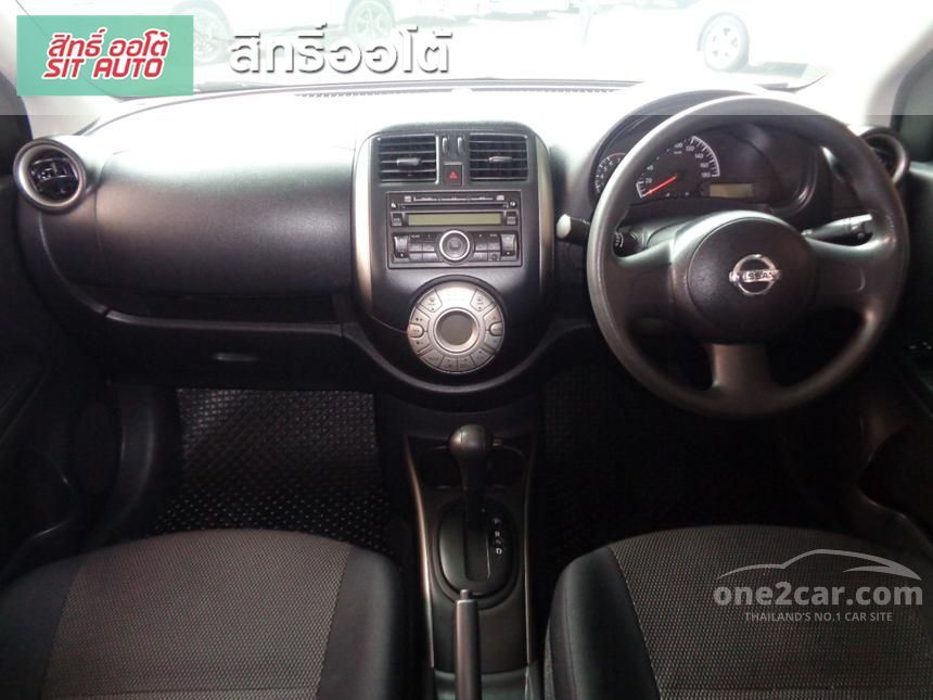 2014 Nissan Almera ES Sedan