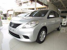 2012 Nissan Almera (ปี 11-16) V 1.2 AT Sedan