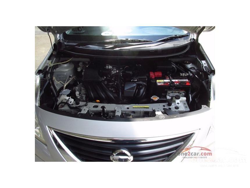 2012 Nissan Almera V Sedan