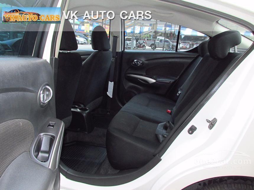 2013 Nissan Almera V Sedan