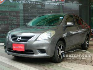 2012 Nissan Almera 1.2 (ปี 11-16) V Sedan AT