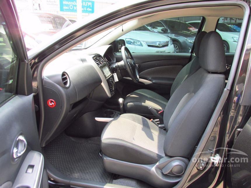 2015 Nissan Almera VL Sedan
