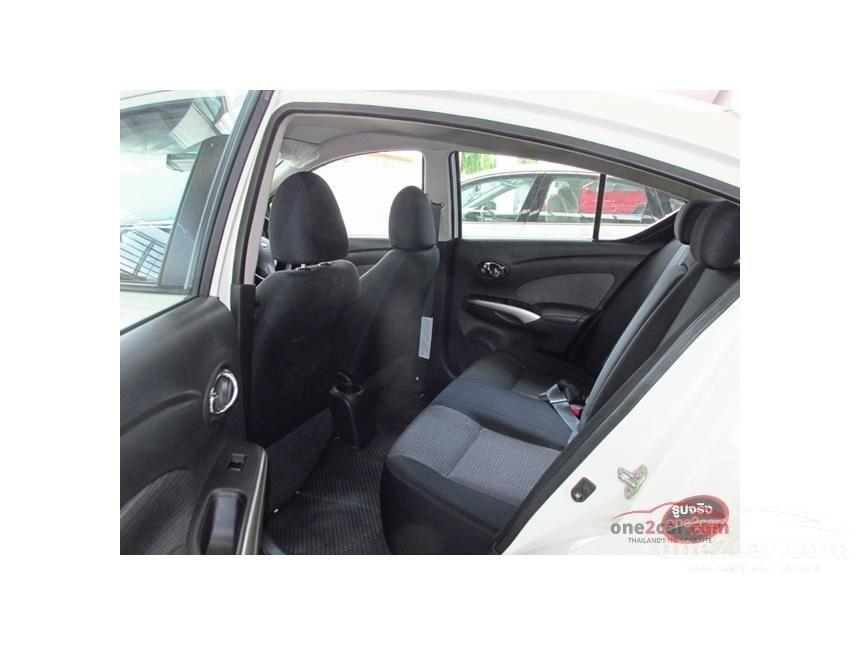 2014 Nissan Almera VL Sedan