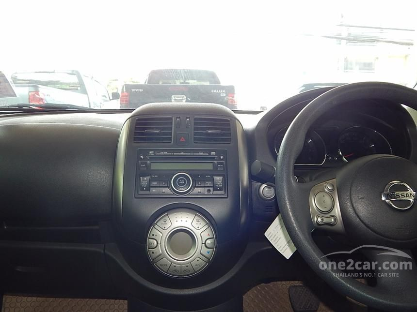 2011 Nissan Almera VL Sedan