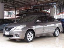 2012 Nissan Almera (ปี 11-16) VL 1.2 AT Sedan
