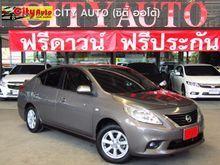 2013 Nissan Almera (ปี 11-16) VL 1.2 AT Sedan