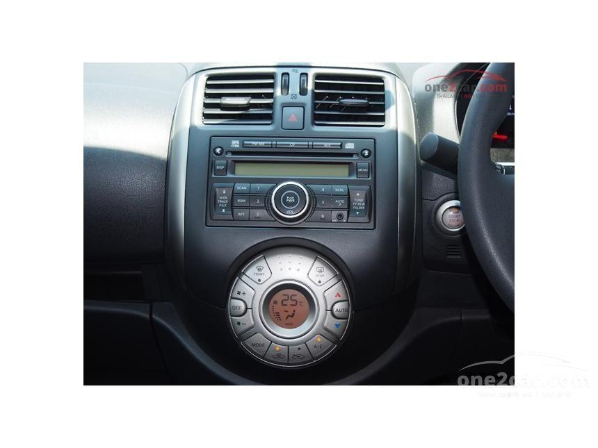 2013 Nissan Almera VL Sedan