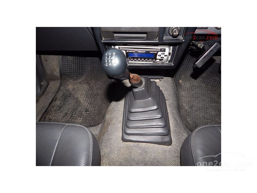 1995 Nissan Big M Super DX Pickup