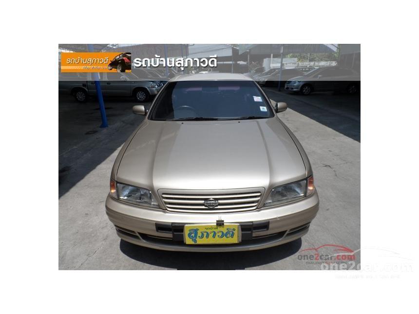 1997 Nissan Cefiro 20G Sedan
