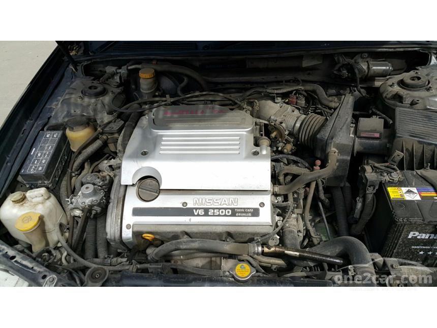 2002 Nissan Cefiro Brougham Sedan