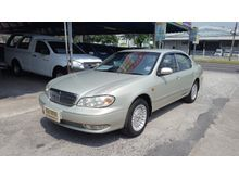 2001 Nissan Cefiro A33 (ปี 01-04) Excimo 2.0 AT Sedan