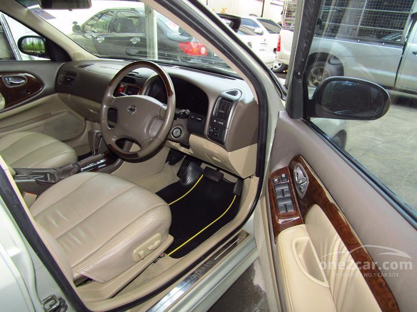 2002 Nissan Cefiro Executive Sedan