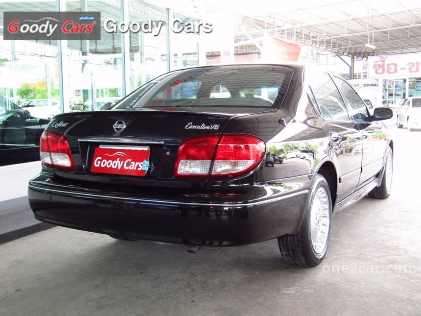 2003 Nissan Cefiro Executive Sedan