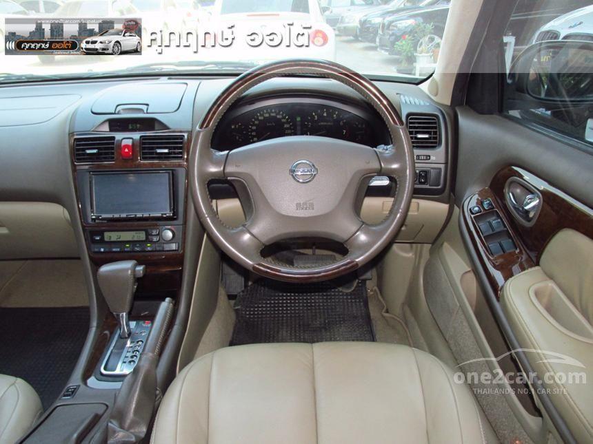 2003 Nissan Cefiro Executive Sedan