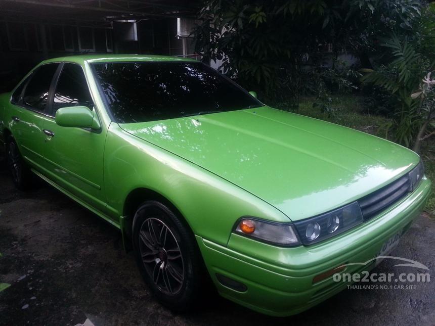 1993 Nissan Cefiro Sedan