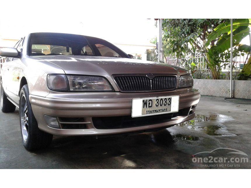 1999 Nissan Cefiro VIP Sedan