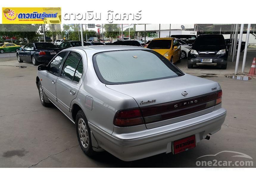 1998 Nissan Cefiro VIP Sedan