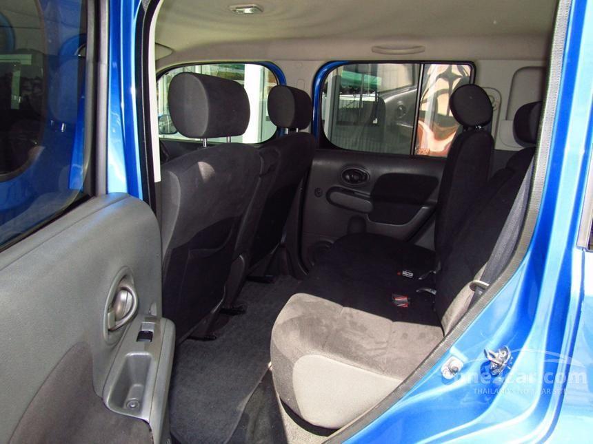 2012 Nissan Cube Hatchback