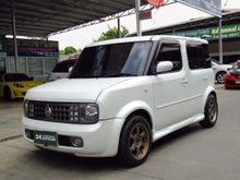 2011 Nissan Cube (ปี 02-08) Z11 1.5 AT Hatchback