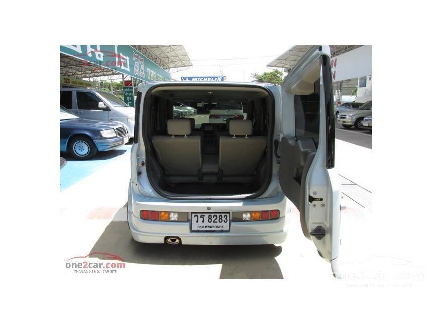 2004 Nissan Cube Z11 Hatchback