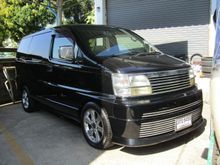 2000 Nissan Elgrand (ปี 97-02) V 3.3 AT Wagon
