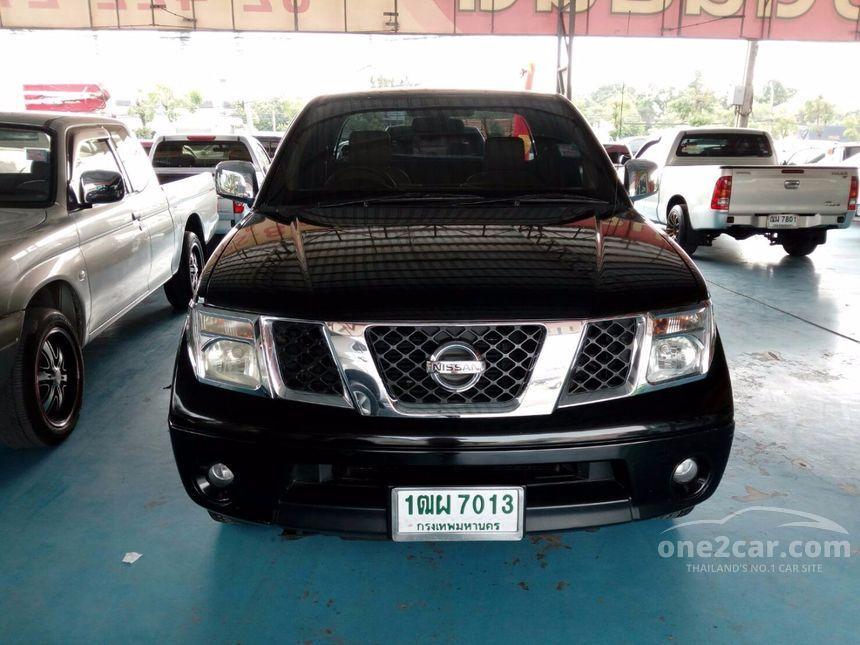 2007 Nissan Frontier Navara Calibre Pickup