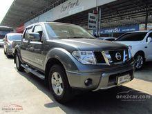 2012 Nissan Frontier Navara 4DR Calibre 2.5 MT Pickup