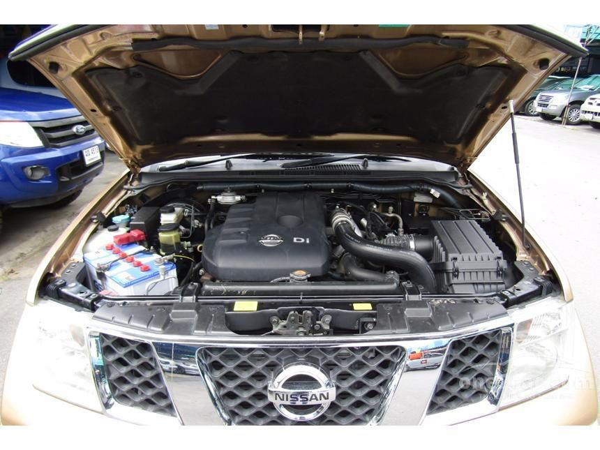 2009 Nissan Frontier Navara Calibre Pickup