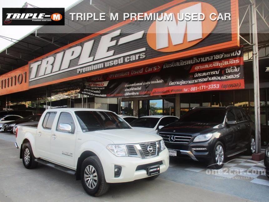 2013 Nissan Frontier Navara Calibre Sport Version Pickup