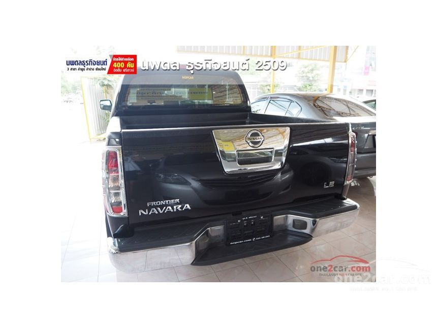 2011 Nissan Frontier Navara LE Calibre Pickup