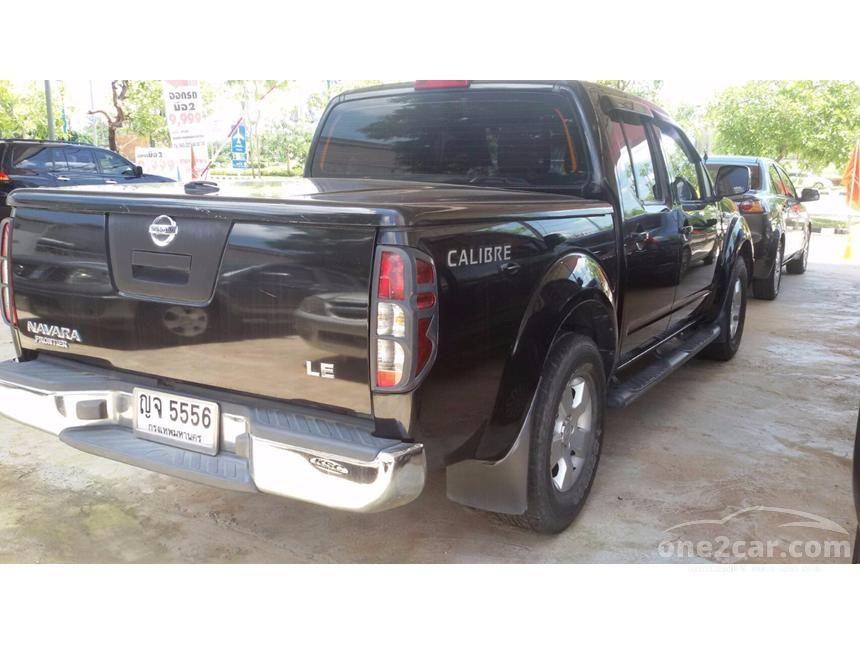 2010 Nissan Frontier Navara LE Pickup