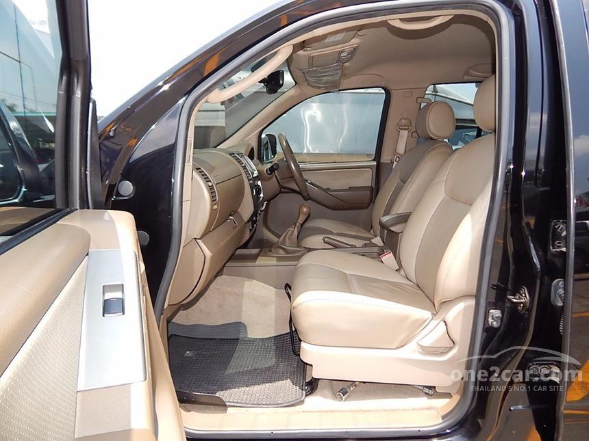 2008 Nissan Frontier Navara LE Pickup