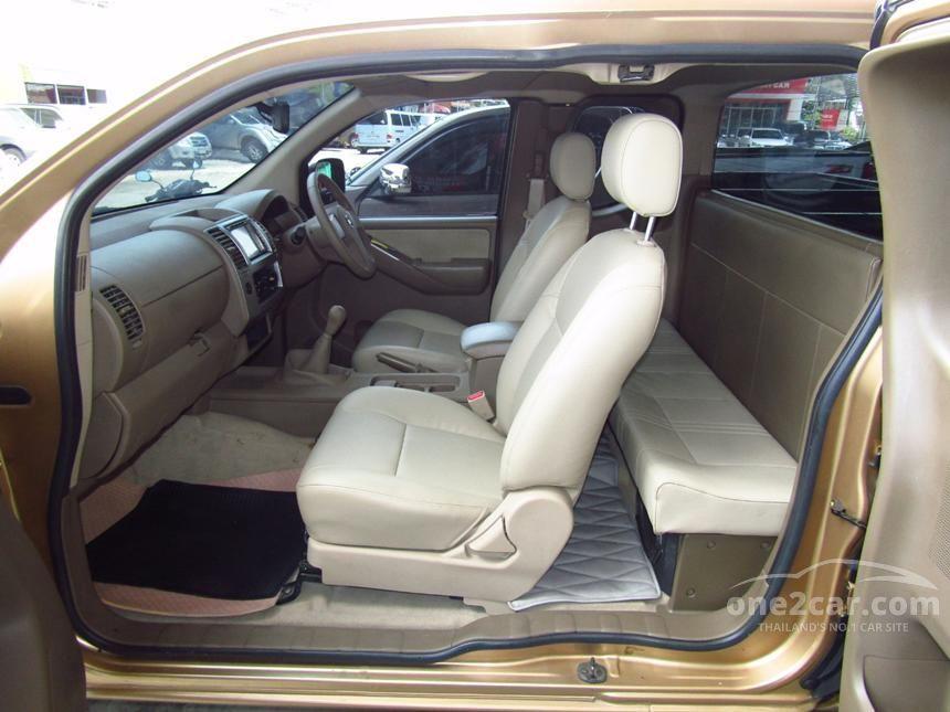 2007 Nissan Frontier Navara LE Pickup