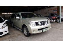 2007 Nissan Frontier Navara KING CAB LE 2.5 AT Pickup