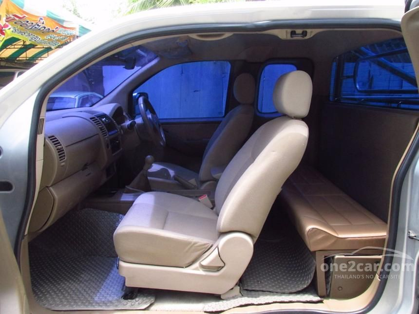 2008 Nissan Frontier Navara SE Pickup