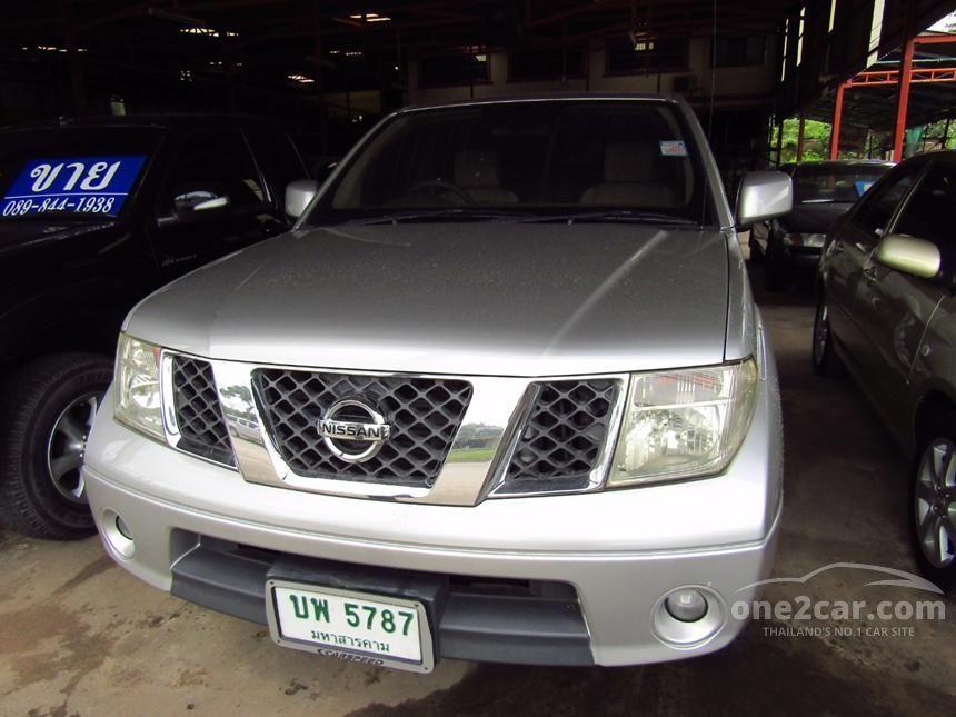 2007 Nissan Frontier Navara SE Pickup