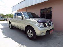 2011 Nissan Frontier Navara KING CAB SE 2.5 MT Pickup