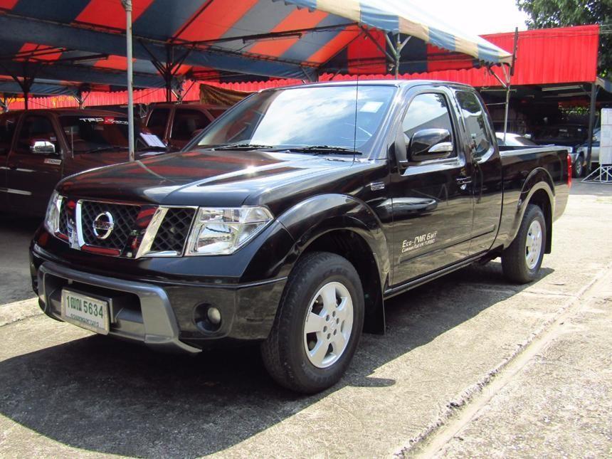 2013 Nissan Frontier Navara SE Pickup
