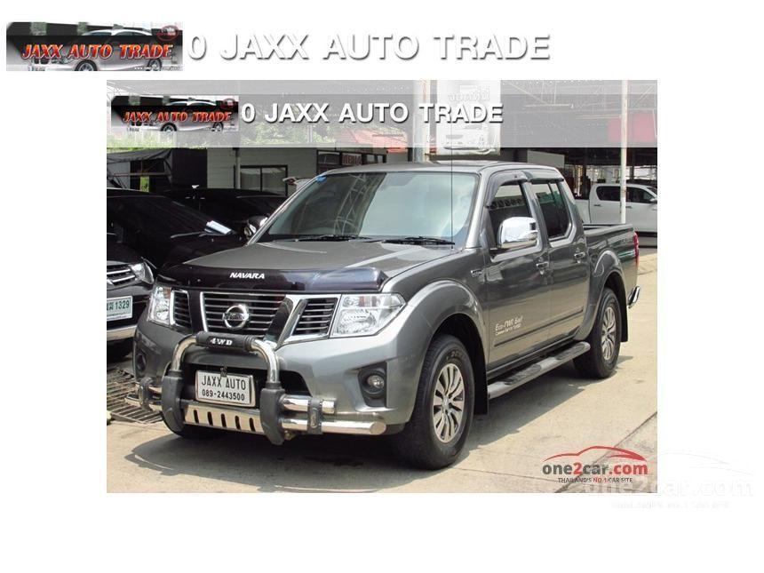2014 Nissan Frontier Navara SV Pickup