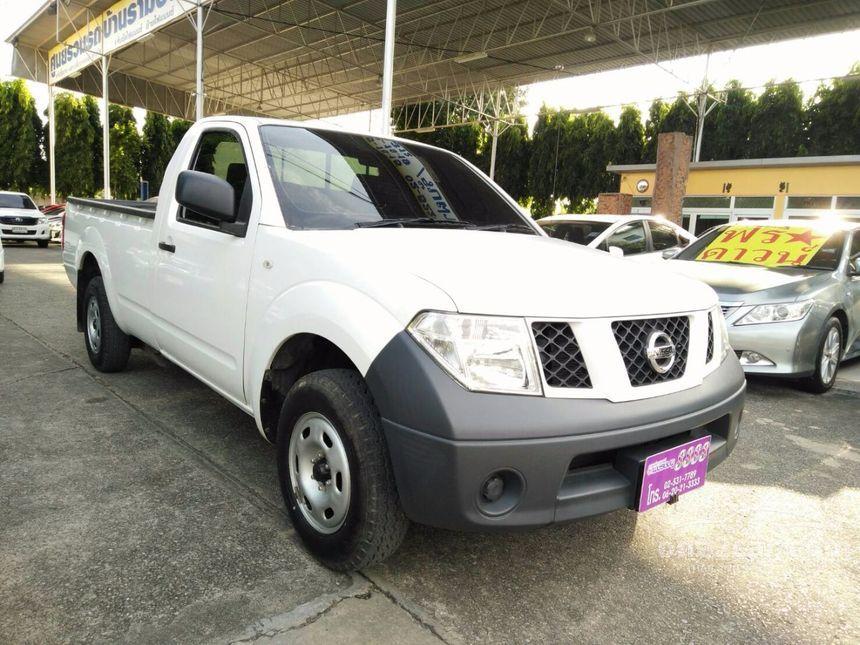 2016 Nissan Frontier Navara XE CNG Pickup