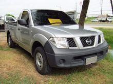 2011 Nissan Frontier Navara SINGLE XE 2.5 MT Pickup